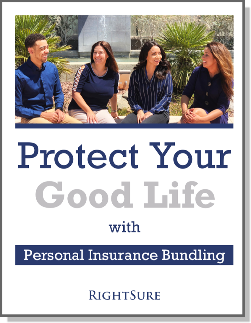 Protect your good life with personal insurance bundling