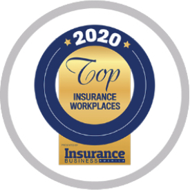 2020 Top Insurance Workplaces