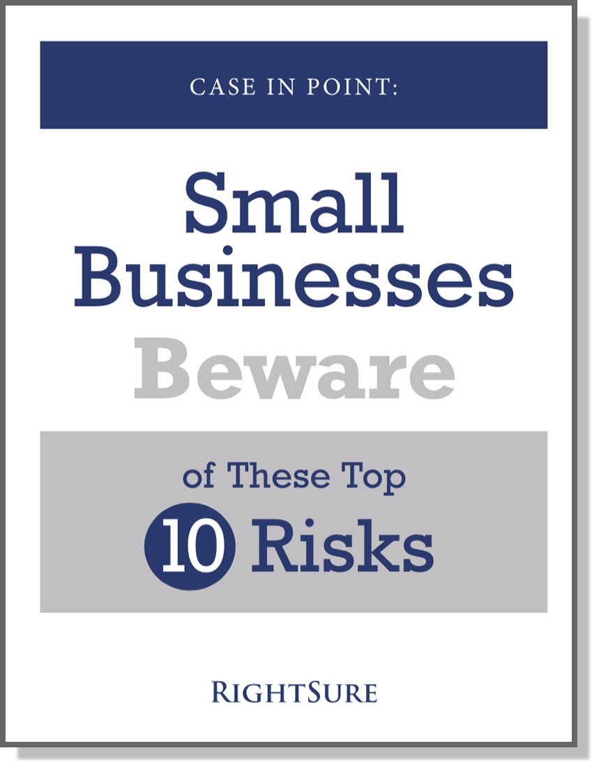 Small Businesses Beware of these 10 Risks